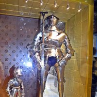 В средние  века и  дети  были в  латах ! :: Виталий Селиванов