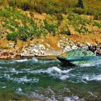 Флибустьеры горных рек :: Сергей Чиняев