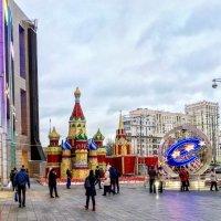 Праздничная площадь Европы :: Константин Поляков