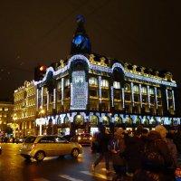 Дом Зингера... :: Sergey Gordoff
