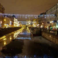 Канал Грибоедова... :: Sergey Gordoff