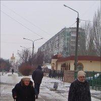 Из храма :: Нина Корешкова