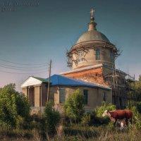 Церковь Покрова Пресвятой Богородицы. :: Sergey Komarov