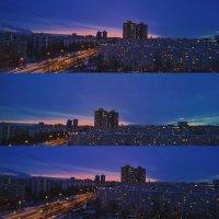 Ночь в спальном районе :: Julia Volkova