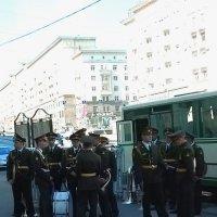 Военный оркестр :: Мила