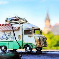 Машинка - путешественница в Кенигсберге :: Vladislav Gushin