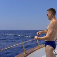 Морская прогулка по Средиземному морю. :: Виктор Куприянов