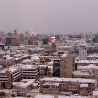 Зимний Екатеринбург :: Виктор Коршунов