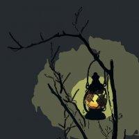 ночь,улица,фонарь... :: Владимир Беляев ( GusLjar )