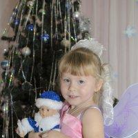 первый новый год в садике :: Ольга Русакова