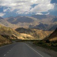 Горы Тянь-Шаня :: GalLinna Ерошенко