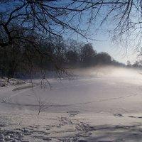 Утренний туман. :: Miko Baltiyskiy