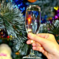 С Новым годом, друзья!!! :: Михаил Столяров