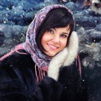 Русская красавица Алла :: Фотохудожник Наталья Смирнова