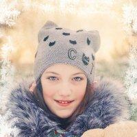 Зимняя  сказка :: Olga Rosenberg