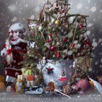 С Новым Годом и Рождеством! :: Карачкова Татьяна