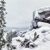 Губаха, гора Крестовая :: Вячеслав Ложкин