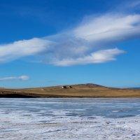 Высокое небо над островом :: Анатолий Иргл