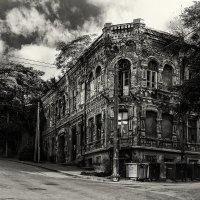 Старый дом :: Вадим
