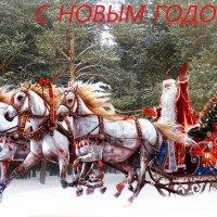 С новым годом 2017 :: Наталья Петровна Власова