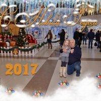 С Новым 2017 годом! :: Александр