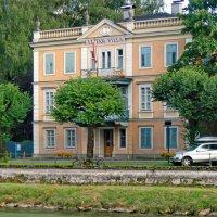 Вилла Легара в Бад-Ишль  (Австрия ) :: Олег Попков