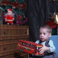 подарок Деда Мороза :: Игорь