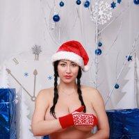Новогодняя беремяшка :: Anastasia Stella