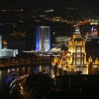 Ночная Москва :: Мария Самохина