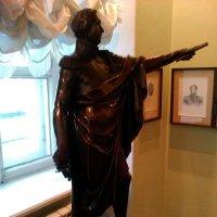 Скульптурное изображения полководца и героя войны 1812 года Кутузова (музей Петропавловская крепоста :: Светлана Калмыкова