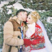 Азамат и Альмира :: Наталья Лизогуб