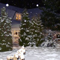 падал прошлогодний снег(2) :: Алексей Совалев