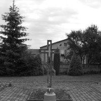 Символический   крест  и   колокол   в   Одаях :: Андрей  Васильевич Коляскин