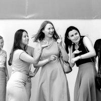 Три девицы.... :: Татьяна Грищук