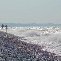 Море-море.... :: Евгения Кирильченко