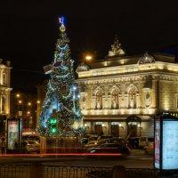 Первый вечер нового года... :: Марина Павлова