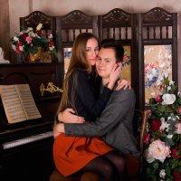 Анечка и Дмитрий :: Алла Самарская Citadel