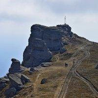 Путь к вершине.... :: Юрий Цыплятников