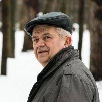Портрет хорошего человека. :: Владимир Безбородов