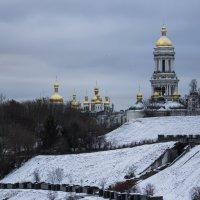 Вид на Киево-Печерскую лавру. :: Svetlana