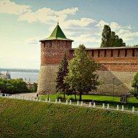 Коромыслова башня Нижегородской крепости :: Андрей Головкин