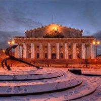 Новогодний Санкт-Петербург :: Алексей Говорушкин