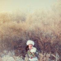 Зимушка-зима :: Inna Sherstobitova