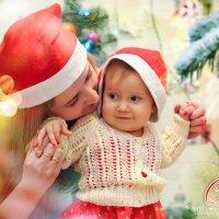 Новогодний подарок  Викушке год :: Наталья
