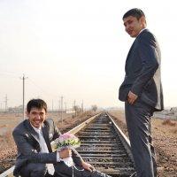 Путь к невесте. :: santamoroz