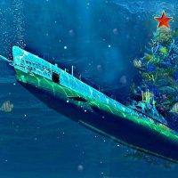 За тех, кто в море! С Новым Годом!!! :: Кай-8 (Ярослав) Забелин