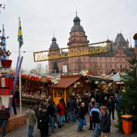 Weihnachtsmarkt, Aschaffenburg, 12\\2016 :: Olga Chertanovskaya