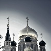 Храм Омск :: Константин Харлов