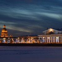 Новогодняя Стрелка :: Наталья Левина
