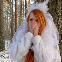 на улице -25 градусов :: Андрей Дружинин